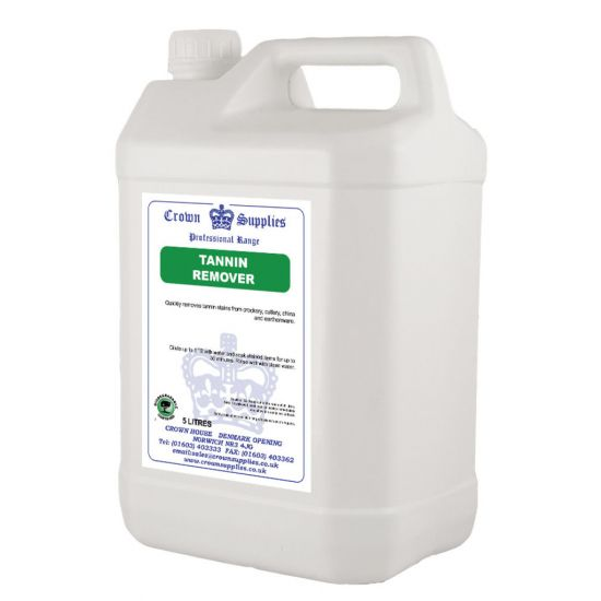 Tannin Remover Concentrate 5lt CL2033