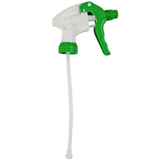 Replacement Green Trigger Spray Head For 600ml Bottle CL5003