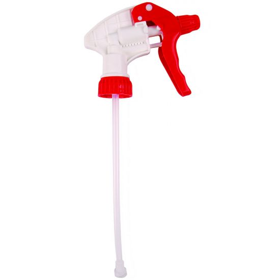 Replacement Red Trigger Spray Head For 600ml Bottle CL5004