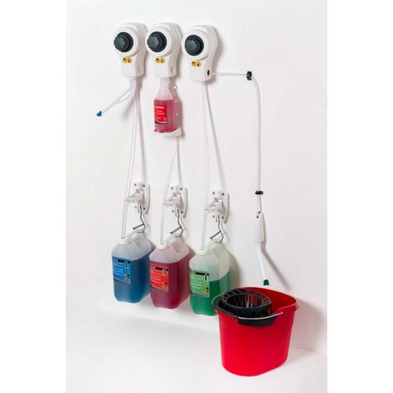 Ecoshot Bucket Full Dispenser CL5016