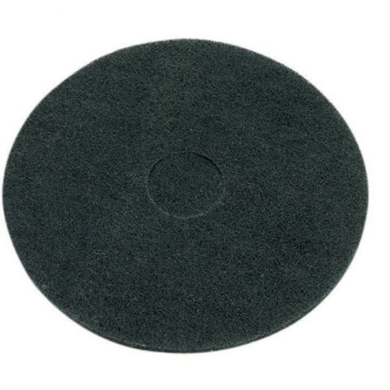 17 Inch Floor Maintenance Black Stripping Pad FLO3013