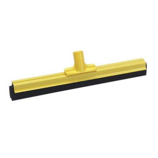 Yellow Heavy Duty Plastic Squeegee Head 60cm (24 Inch) FLO4004