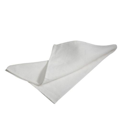 Professional White Honeycomb Tea Towels - Pack Of 10 GW2004