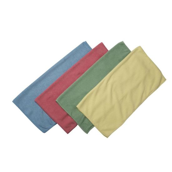 Green Microfibre General Purpose Cloth - Pack Of 10 GW4002