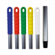 White 120cm Alumium Mop / Broom Handle JE1004
