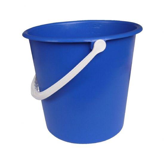 Blue Standard Round Bucket 9lt JE2015