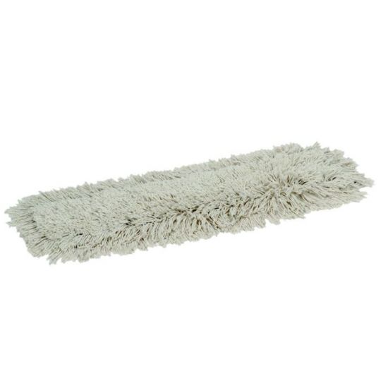 Professional 60cm ECRU Cotton Sweeper Mop Head JE4016