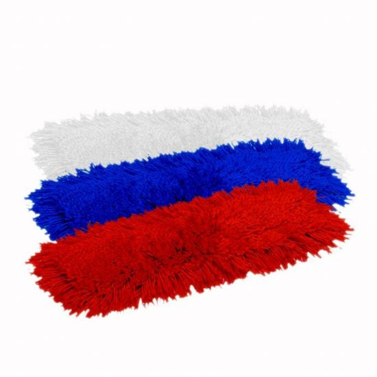 Blue 'V' Sweeper Synthetic Mop Heads - 96 X 11.5cm JE4026