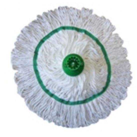 Green Optima Hygiene Socket Mop 250g JE8012