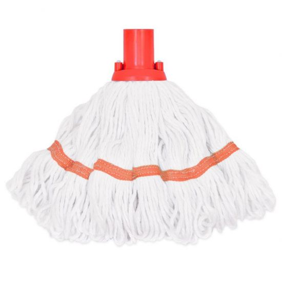 Red Optima Hygiene Socket Mop 250g JE8013