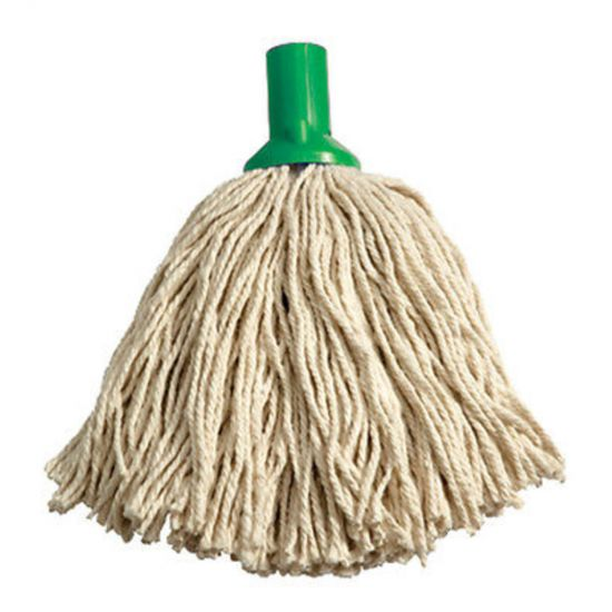 Professional Green Professional Socket Mop Head 16py JE8020