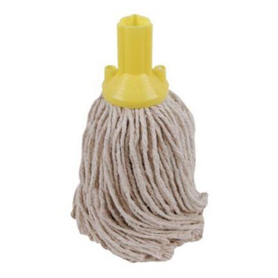 Yellow Exel Socket Mop Head 200g JE8033