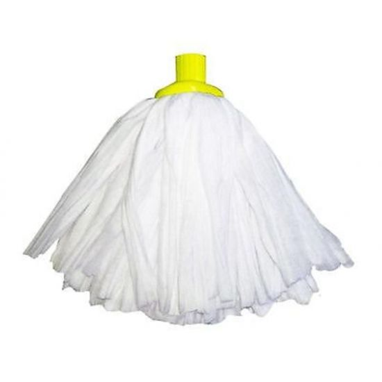 Professional Yellow Super White Socket Mop 120g JE8043