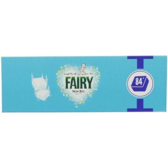 P & G Professional Fairy Laundry Tablets Non-Bio - Box Of 84 LAU1010