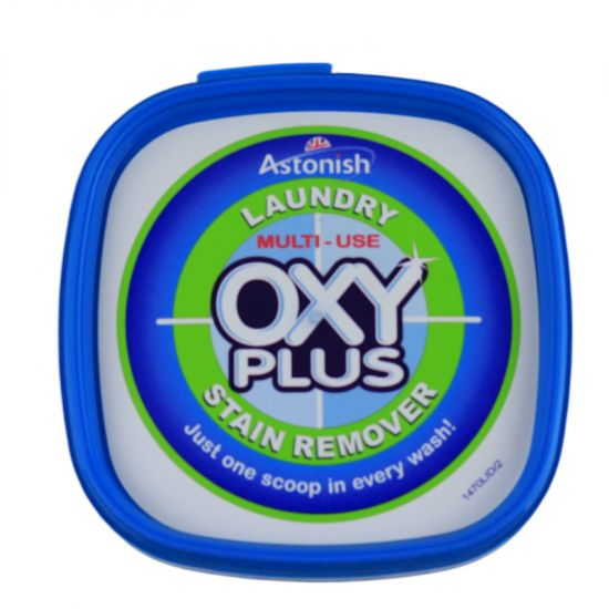 Astonish Oxy-Plus Stain Remover - 2kg Tub LAU3001