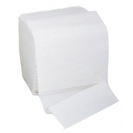 Bulk Pack Toilet Paper 2ply White - Box Of 9000 (36 X 250 Sheets) PAP1002