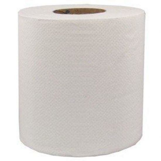 Centrefeed Roll 150m 2ply White - Pack Of 6 PAP2003