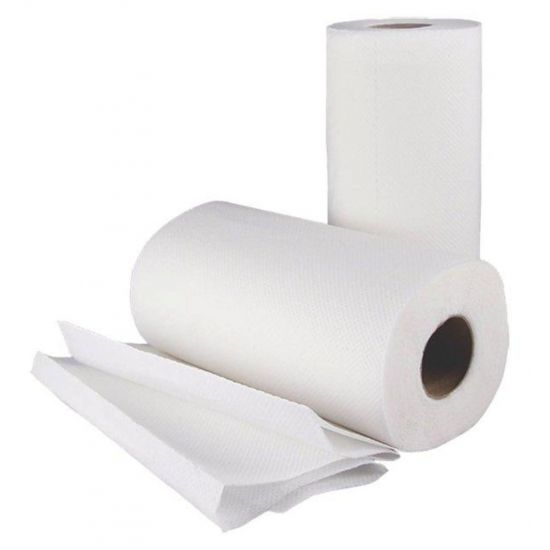 Kitchen Roll 2ply White - Pack Of 24 PAP2010