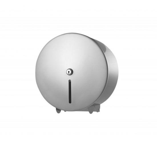 Stainless Steel Round Mini Jumbo Dispenser PAP3026