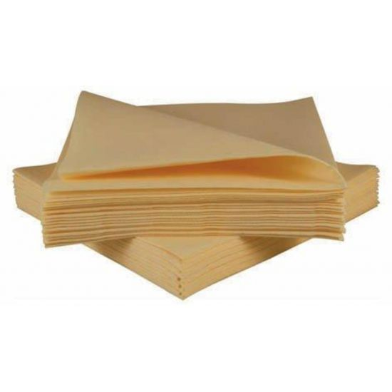 Airlaid Champagne 40cm Napkins - Pack Of 50 PAP4156
