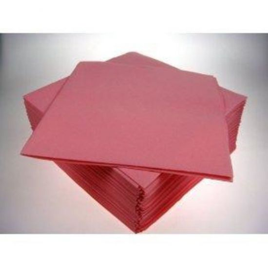 Airlaid Pink 40cm Napkins - Pack Of 50 PAP4161
