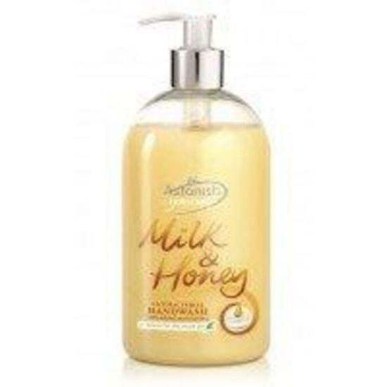 500ml Milk & Honey Anti-Bacterial Handwash SC1004