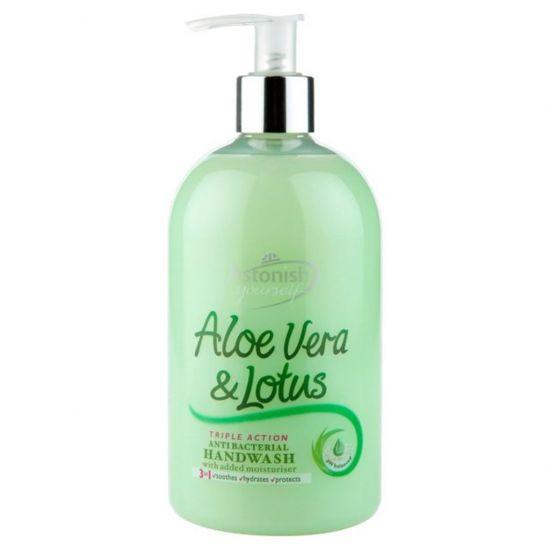 500ml Aloe Vera & Lotus Anti-Bacterial Handwash SC1006B
