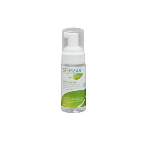 Sterizar Alcohol Free Foaming Hand Sanitiser 50ml SC2020