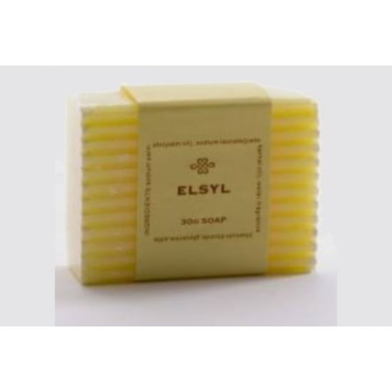 Elsyl Complimentary Soap Bars 30g - Box Of 250 SC5005