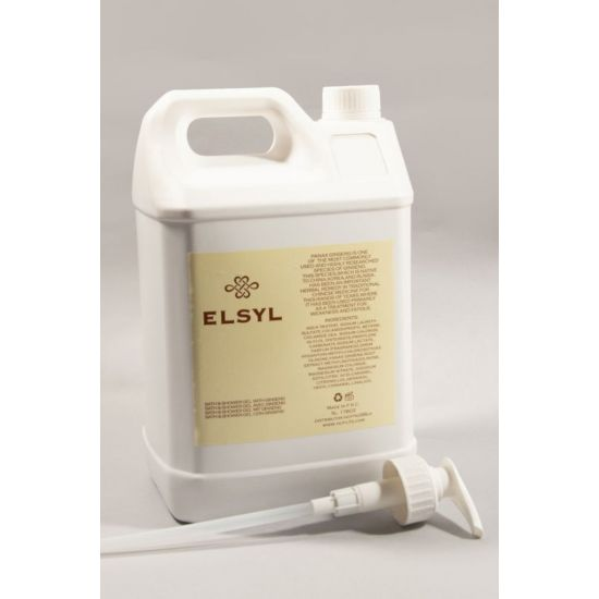 Elsyl Complimentary Bath / Shower Gel Refill Bottle 4lt SC5011C