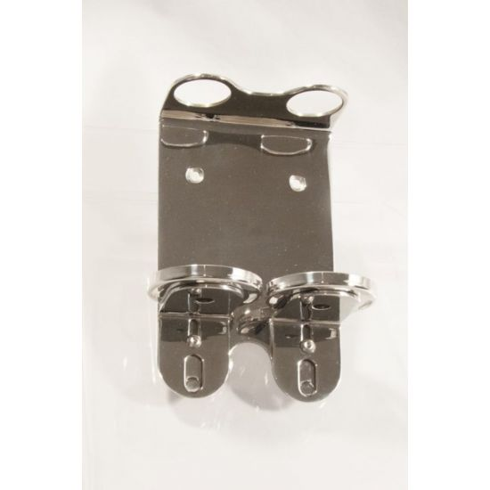 Elsyl Stainless Steel Double Bracket Holder For 300ml Bottle SC5013