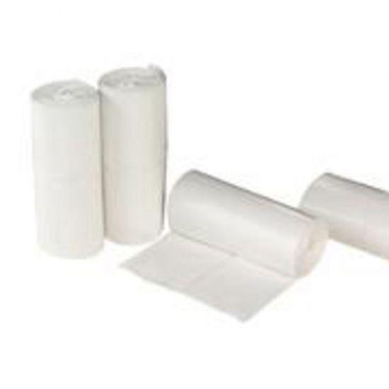 White Strong 13x23x30 Inch Swing Bin Liners - Box Of 500 WM1021