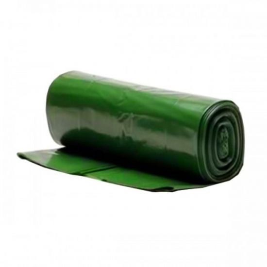 Green Garden Sack On A Roll - Pack Of 10 WM1032