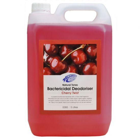 Cherry Twist Scented Re-Odouriser Liquid Concentrate 5lt AC3007