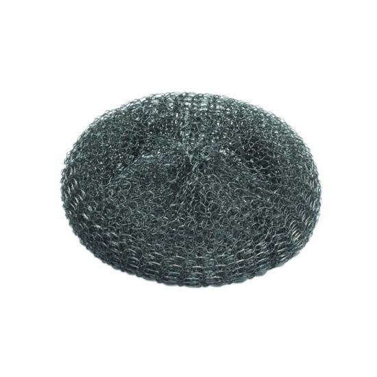 Large Galvanised Scourers - Pack Of 10 CAT3006