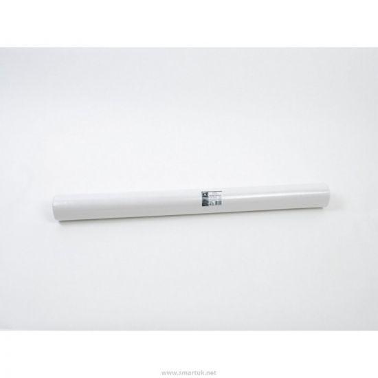 Damask Banquet Roll White 120cmx50m Qty 6 IG 101574