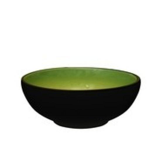 Kyoto GreenSalad Bowl 22.5cm 9 Inches Qty 6 IG 36840KG