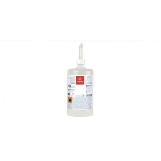 Tork Premium Hand Sanitiser Alcohol Gel 1L Qty 6 IG 420101