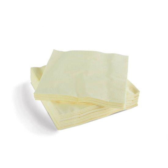 Tork Linstyle Napkins 4 Fold Cream 39cm Qty 600 IG 478713
