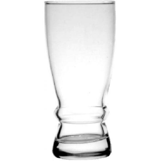 Lustina Beer Glass 33cl 12oz Qty 12 IG 92509-MC12