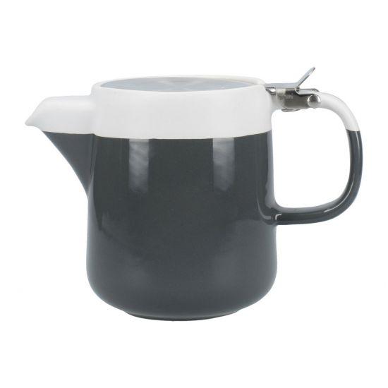 La Cafetiere Barcelona Teapot Cool Grey IG C000369
