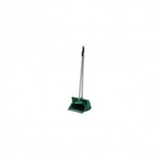 Lobby Dustpan And Brush Green IG HB24G