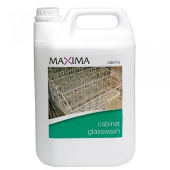 Maxima Glass Wash Detergent 5L IG J14MAX