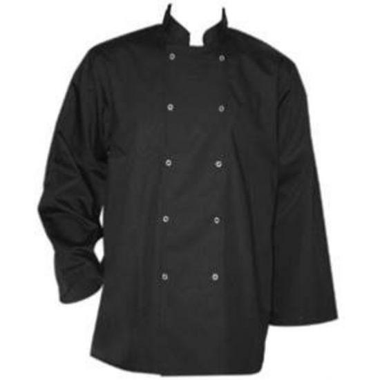 Basic Black Stud Long Sleeve Jacket XL IG PEGA103/XL