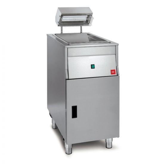 FriFri Silofrit Electric Free-standing Chip Scuttle - W 400 Mm - 1.0 KW LIN 601210