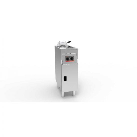 FriFri Super Easy Pasta 311 Electric Free-standing Pasta Cooker - 1 Basket - W 300 Mm - 7.5 KW LIN 680131-A500