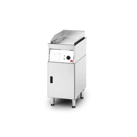 FriFri Electric Free-standing Griddle - W 400 Mm - 4.3 KW LIN 700001