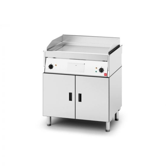 FriFri Electric Free-standing Griddle - W 800 Mm - 8.6 KW LIN 700003