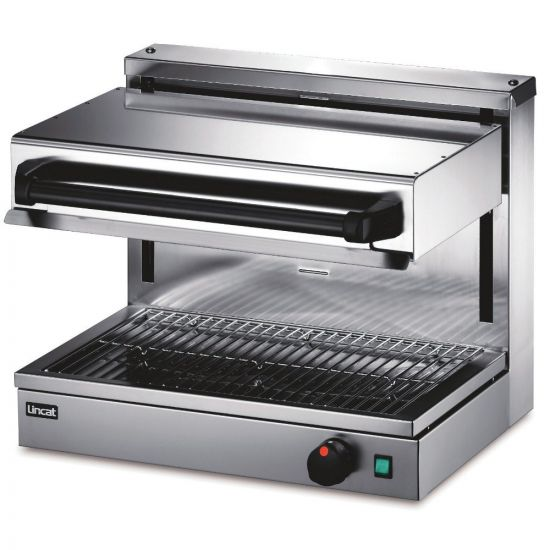 Silverlink 600 Electric Counter-top Adjustable Salamander Grill - W 600 Mm - 4.5 KW LIN AS4