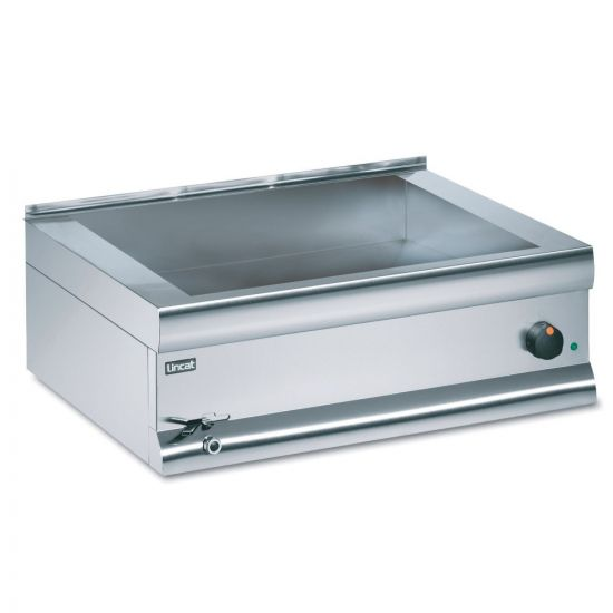 Silverlink 600 Electric Counter-top Bain Marie - Wet Heat - Gastronorms - Base Only - W 750 Mm - 2.0 KW LIN BM7XW